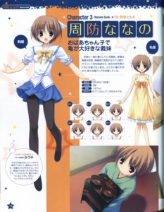 Rating: Safe Score: 8 Tags: fumio hoshiuta kimono profile_page seifuku suoh_nanano User: admin2