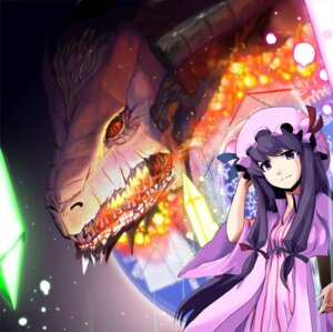 Rating: Safe Score: 5 Tags: oyaji_kusa patchouli_knowledge touhou User: konstargirl
