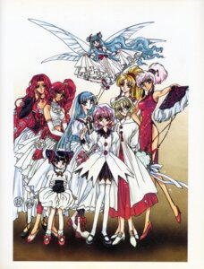 Rating: Safe Score: 8 Tags: asuka caldina clamp hououji_fuu magic_knight_rayearth presea primera ryuuzaki_umi shidou_hikaru tarta tatra User: Radioactive