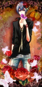 Rating: Safe Score: 6 Tags: daemon_spade katekyo_hitman_reborn! male tagme User: Radioactive