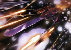 Rating: Safe Score: 6 Tags: gundam gundam_00 mecha User: Aurelia
