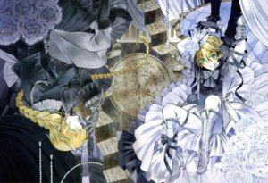 Rating: Safe Score: 3 Tags: jack_vessalius male mochizuki_jun oz_vessalius pandora_hearts User: charunetra