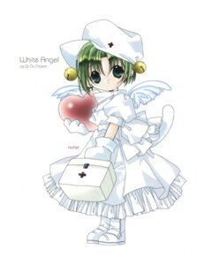 Rating: Safe Score: 6 Tags: dejiko di_gi_charat koge_donbo lolita_fashion nurse User: Radioactive