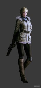 Rating: Safe Score: 21 Tags: gun resident_evil resident_evil_6 sherry_birkin watermark User: HarrisonBrown