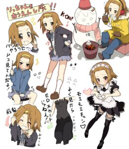 Rating: Safe Score: 7 Tags: ixy k-on! maid tainaka_ritsu User: shiokara
