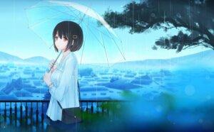 Rating: Safe Score: 48 Tags: gensuke umbrella User: Mr_GT