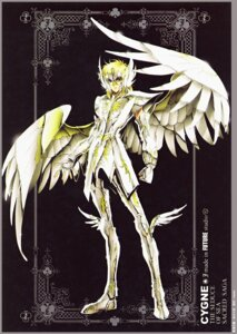 Rating: Safe Score: 9 Tags: cygnus_hyoga future_studio male saint_seiya User: Radioactive