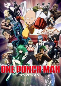 Rating: Safe Score: 16 Tags: armor digital_version dress fubuki_(one_punch_man) genos one_punch_man saitama sonic_(one_punch_man) sword tatsumaki_(one_punch_man) weapon User: blooregardo