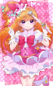 Rating: Questionable Score: 11 Tags: asahina_mirai dress heels mahou_girls_precure! pretty_cure yupiteru User: cosmic+T5