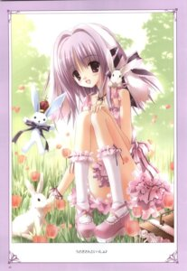 Rating: Safe Score: 14 Tags: animal_ears bunny_ears farfa lolita_fashion magical_tale tinkle User: noirblack