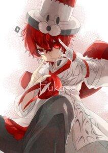 Rating: Safe Score: 8 Tags: bandages fukase male tamagoyaki_(tamagomaigo) vocaloid User: charunetra