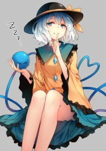 Rating: Safe Score: 45 Tags: bon komeiji_koishi touhou User: aihost