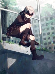 Rating: Safe Score: 11 Tags: male nier_automata tagme yorha_no._9_type_s User: charunetra