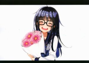 Rating: Safe Score: 16 Tags: megane sakuragi_ren seifuku User: kiyoe