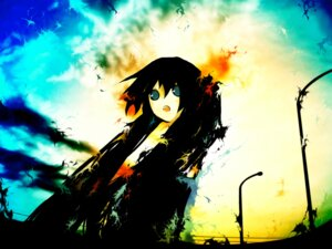 Rating: Safe Score: 10 Tags: hatsune_miku meola vocaloid User: charunetra