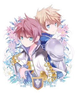 Rating: Safe Score: 1 Tags: armor asbel_lhant flynn_scifo kizuta male tales_of tales_of_graces tales_of_vesperia User: Nekotsúh