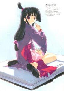 Rating: Safe Score: 4 Tags: amaduyu_tatsuki ayasato_mayoi gyakuten_saiban kimono User: aoie_emesai