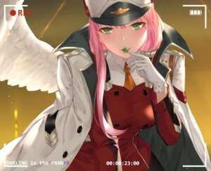 Rating: Safe Score: 19 Tags: cangkong darling_in_the_franxx uniform wings zero_two_(darling_in_the_franxx) User: RyuZU