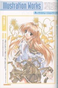 Rating: Safe Score: 3 Tags: asuka_keisuke binding_discoloration hizuki_ayaka memories_off seifuku User: admin2