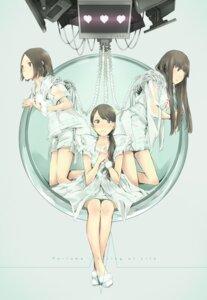Rating: Safe Score: 39 Tags: a~chan kashiyuka nocchi perfume yoshito User: Nekotsúh