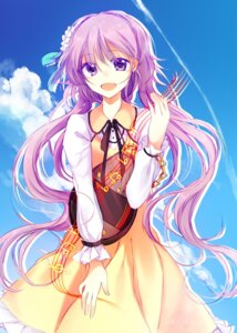 Rating: Safe Score: 26 Tags: biwa touhou tsukumo_benben User: Rainbow-Falls