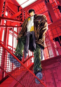 Rating: Safe Score: 2 Tags: clamp kusanagi_shiyu male x User: Share