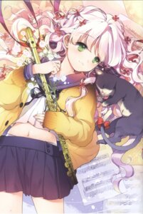 Rating: Safe Score: 54 Tags: cherrypin neko seifuku User: ming_tt