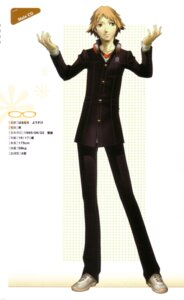 Rating: Safe Score: 2 Tags: hanamura_yousuke male megaten persona persona_4 profile_page seifuku soejima_shigenori User: admin2