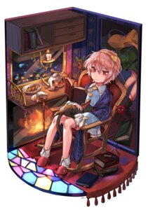 Rating: Safe Score: 20 Tags: komeiji_koishi komeiji_satori neko shan touhou User: Mr_GT