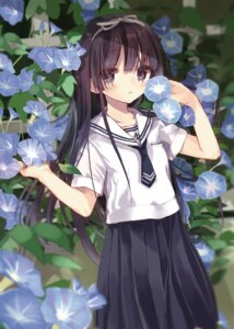 Rating: Safe Score: 35 Tags: miyoshino seifuku User: fairyren