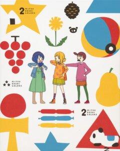 Rating: Safe Score: 9 Tags: akamatsu_yui dress kotoha_(mitsuboshi_colors) mitsuboshi_colors pantyhose sacchan_(mitsuboshi_colors) sweater tagme User: xiaowufeixia