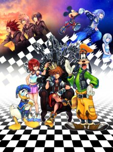 Rating: Safe Score: 11 Tags: axel donald_duck goofy kairi_(kingdom_hearts) kingdom_hearts mickey namine nomura_tetsuya riku_(kingdom_hearts) roxas sora_(kingdom_hearts) xion_(kingdom_hearts) User: Radioactive