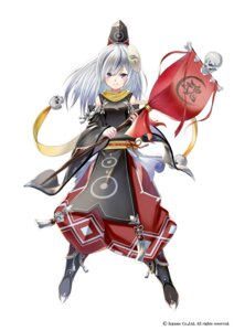 Rating: Safe Score: 5 Tags: buttobi_sangoku japanese_clothes sho_(sumika) weapon User: Dreista