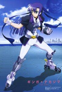 Rating: Safe Score: 12 Tags: armor bodysuit ginga_nakajima mahou_shoujo_lyrical_nanoha mahou_shoujo_lyrical_nanoha_strikers okuda_yasuhiro User: Anonymous