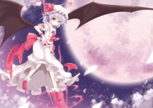 Rating: Safe Score: 16 Tags: pen-zin remilia_scarlet touhou wings User: itsu-chan
