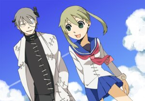 Rating: Safe Score: 8 Tags: dr_franken_stein maka_albarn soul_eater tagme User: Radioactive