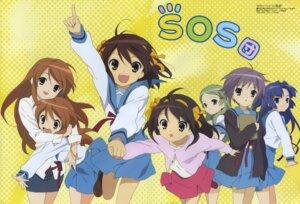 Rating: Safe Score: 23 Tags: asahina_mikuru asakura_ryouko horiguchi_yukiko kimidori_emiri nagato_yuki seifuku suzumiya_haruhi suzumiya_haruhi_no_yuuutsu User: boon