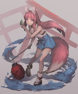 Rating: Safe Score: 35 Tags: animal_ears japanese_clothes kitsune saino tail User: Spidey
