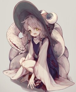 Rating: Safe Score: 20 Tags: hito_komoru moriya_suwako touhou User: Mr_GT