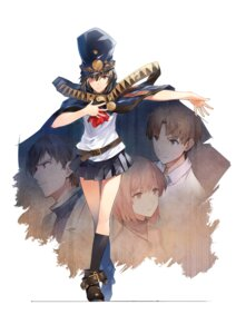 Rating: Safe Score: 13 Tags: boogiepop_phantom miz22 seifuku User: saemonnokami