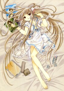 Rating: Safe Score: 19 Tags: chii chobits clamp dress User: Share