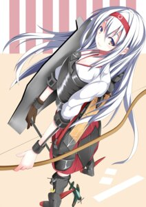 Rating: Safe Score: 29 Tags: armor atuuy kantai_collection shoukaku_(kancolle) weapon User: 椎名深夏