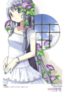 Rating: Safe Score: 36 Tags: aoki_ume dress User: milumon