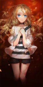 Rating: Safe Score: 30 Tags: blood rachel_gardner satsuriku_no_tenshi swd3e2 weapon User: Mr_GT