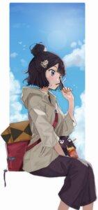 Rating: Safe Score: 29 Tags: fate/grand_order katsushika_hokusai_(fate/grand_order) mochii User: nphuongsun93