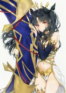 Rating: Safe Score: 51 Tags: dangmill fate/grand_order ishtar_(fate/grand_order) toosaka_rin User: Mr_GT