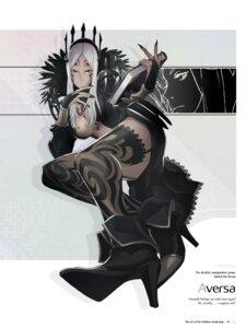 Rating: Questionable Score: 5 Tags: armor fire_emblem fire_emblem_kakusei heels inverse kozaki_yuusuke nintendo no_bra tattoo thighhighs User: Radioactive