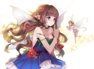 Rating: Safe Score: 53 Tags: cleavage elf pointy_ears sheska_xue wings User: fairyren