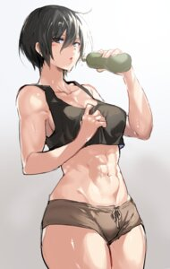Rating: Safe Score: 36 Tags: bra cleavage mikasa_ackerman pantsu shingeki_no_kyojin sun_(pfn) wet User: Genex