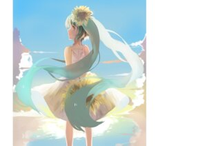 Rating: Safe Score: 14 Tags: dress hatsune_miku vocaloid weitu User: mattiasc02